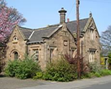 Gothic Sandstone Lodges