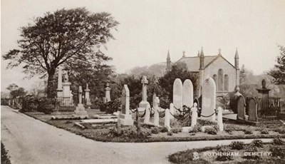 Old Moorgate Cemetery