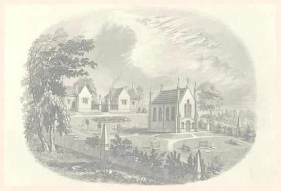 Moorgate Cemetery 19th Century