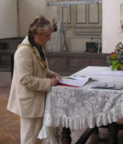 The Mayor Of Rotherham