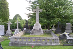 Beaton Clark Grave