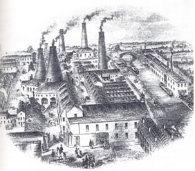 Beatson Clark Factory