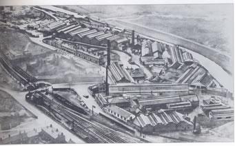 Habershons Factory