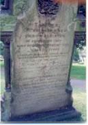 The Gravestone Of Henry Albiston